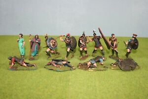 LOD War At Troy Heroes (Painted)
