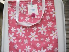 Girls Cutesy Bag! Lovely Fabric / Colours.  GREAT FOR XMAS!  FREE P&P