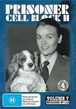 BRAND NEW SEALED Prisoner Cell Block H : Vol 7 Eps 97 - 112 (DVD, 4-Disc Set)