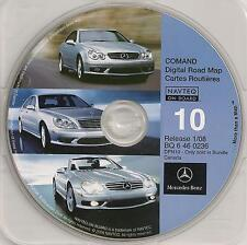 2001 2002 2003 S600 S500 S430 S55 CL600 CL500 Navigation CD Map Canada 08 Update