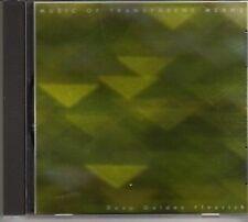 (CD383) Music Of Transparent Means, Deep Golden Flourish - 2004 CD