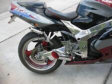 Kawasaki ZX9R exhaust pipe 2000 2001 XBSS Extremeblaster Slip on Muffler