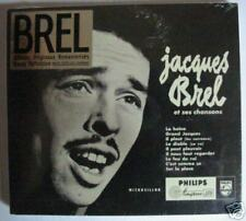 JACQUES  BREL (CD) Grand Jacques   DIGIPACK REMASTERISE  NEUF SCELLE