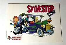 SYLVESTER STORY - Panini 1979 - Album VUOTO-EMPTY Figurine-Stickers NEW (38A)