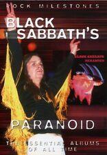 BLACK SABBATH - ROCK MILESTONES PARANOID - DVD SIGILLATO PAL