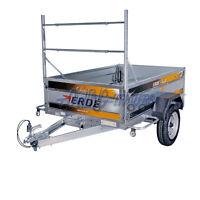 Genuine Erde PE001 Ladder Rack for Erde 143 Trailers