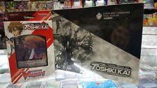 Cardfight!! Vanguard Toshiki Kai Trial Deck 02 English Kagero SEALED box 6 decks