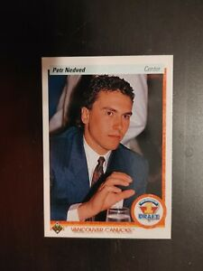 1990-91 Upper Deck Petr Nedved Rookie