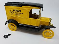 Otasco Ertl 1:25 Scale 1913 Ford Model T Delivery Truck Coin Bank