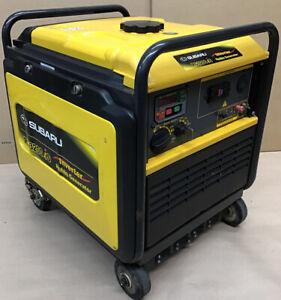 Subaru RG3200iS 2800 Running / 3200 Starting - Generator Inverter - 91.4 Hours