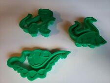 New listing Dinosaur Cookie Cutters set of 3 New