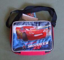 Grupo Ruz Disney Pixar Cars Mcqueen Boy Insulated Lunch Bag For School Snack Box