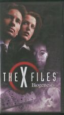 the X FILES biogenesis i file segreti vhs ITA scatolato xfile