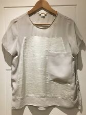 Helmut Lang Loose T Shirt Top P Petite XS S Small New NWOT