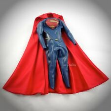 Hot Toys Man of Steel SUPERMAN Figure 1/6 SUPERMAN COSTUME