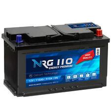 Autobatterie 12V 110Ah 910A NRG PREMIUM Starterbatterie statt 90Ah 95Ah 100Ah