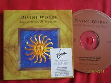 Divine Works ‎– Ancient Person Of My Heart Virgin ‎– VSDJ1637 Promo UK CD Single