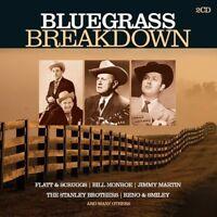 Various Artists - Bluegrass Breakdown / Various [New CD] Holland - Import