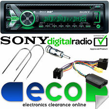 RENAULT Scenic 2005 - 2009 SONY DAB CD Bluetooth Auto Stereo & Volante Kit