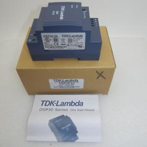 TDK-Lambda 24V 30W DSP Series DIN Rail Mount Power Supply DSP30-24
