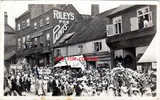 More details for nottinghamshire - newark - carter gate - procession - rp - c.1925/30?