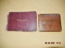 More details for from clearance 2 autograph books 1930-40-50's with pictures and script