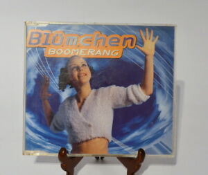 Maxi CD - Blümchen - Boomerang - inklusive 3 Titel