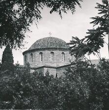 GRÈCE c. 1960 - 2 Photos Monastère de Daphni - Div 12502
