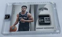 QUINNDARY WEATHERSPOON 2019-20 PANINI PREMIERE LIDS RROKIE RC #1/1 One Of One