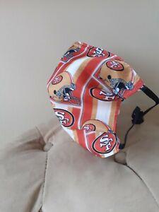 San Francisco 49ers Face Mask.