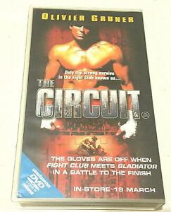 March 2003 VHS Demo Tape The Bourne Identity, The Circut.