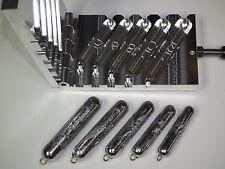Saltwater Pencil Sinker mold 5,6,8,10,12oz CNC Aluminum Freshwater Trout