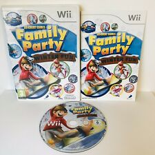 30 Great Games Family Party: Winter Fun Nintendo Wii Game Complete With Manual