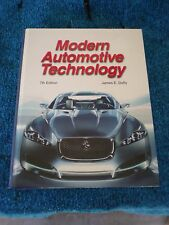 Modern Automotive Technology James Duffy Text New