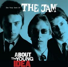 THE JAM ABOUT THE YOUNG IDEA VERY BEST OF CD SET NEW