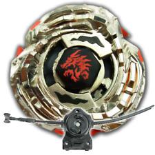 Beyblade L Drago Guardian BB121B Metal Fusion Masters 4D w/LL2 Launcher Rip Cord