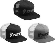 Thor Trucker Snapback Hat -  Mens Lid Cap