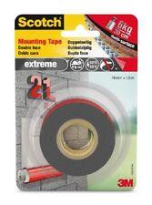 Scotch cinta adhesiva 19mmx1 5m doble cara superficie Lisa o rugosa Ft5100...