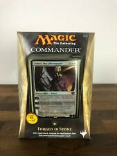 Magic The Gathering Comandante Magic The Gathering 2014 Deck Forged In Stone Novo em folha e Lacrado