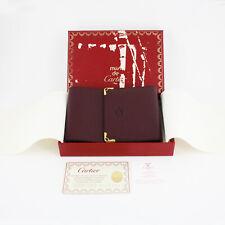 Portafogli/porta assegni Cartier da uomo