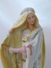 Lenox Legendary Princesses Rapunzel Porcelain 1st Issue Hand Painted Figure
