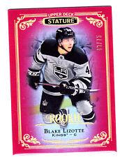 19/20 STATURE...BLAKE LIZOTTE...ROOKIE...RED.../75...CARD # 171...KINGS