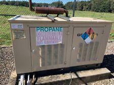 99 Generac 25kw Enclosed Generator Set Single Phase
