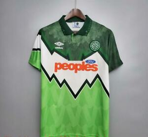 FC Celtic Away Retro Shirt 91-92