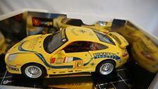 Bburago Gold Collection Porsche GT3 Cup Yellow 1:18