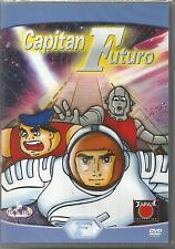 DVD - Capitan Futuro Vol. 8 - Episodi 43/47 - Mondo - ITALIANO NUOVO