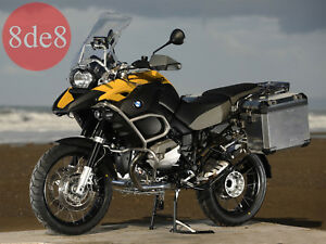 BMW R1200 GS Adventure (2010-2012) - Workshop Manual on DVD