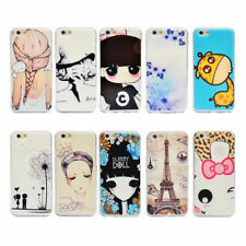 Princess Transparent Mobile Phone Fitted Cases/Skins