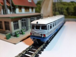 "Modélisme ferroviaire ""N"" - PIKO (1) 5/0649 - AUTORAIL DIESEL VT 4.12 - BR173"