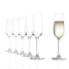 Stölzle Revolution Champagnerglas Sektgläser Sektglas Prosecco 200ml 6 Gläser